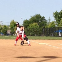 Photo taken at Freedom Park - DF Softball by shad s. on 4/29/2012
