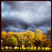 Photo taken at Wandsworth Common by David G. on 4/29/2012