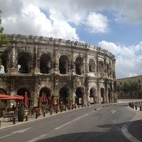 Photo prise au Arènes de Nîmes par J-J B. le8/15/2012