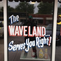 Photo taken at Waveland Cafe by Ryan on 4/28/2012