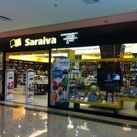 Photo taken at Saraiva MegaStore by Rodrigo S. on 6/27/2012