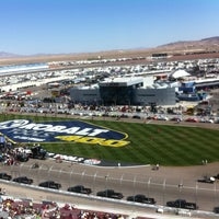 Foto scattata a Las Vegas Motor Speedway da Travis S. il 3/10/2012
