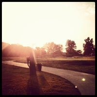 Photo taken at Meadows Golf Course by Terry S. on 7/4/2012