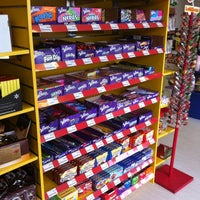 Photo taken at Stateside Candy Co. by Daniel R. on 5/8/2012