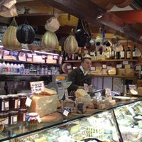 Photo taken at Mercato Comunale Wagner by BigAries67 on 4/14/2012