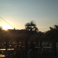 Photo taken at Villa Rosa - Bar Beach & Restaurant by Marco S. on 7/5/2012