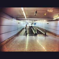 Photo taken at Terminal 2 by Carlos T. on 9/1/2012