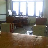 Photo taken at Gedung 5 lantai 4 kampus E universitas gunadarma by Fitta P. on 3/26/2012