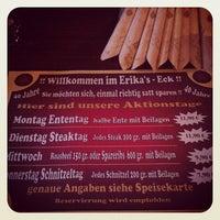 Das Foto wurde bei Erika's Eck von frontlineshop am 3/29/2012 aufgenommen
