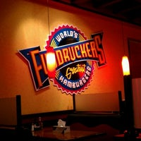 Photo taken at Fuddruckers by WenS on 2/3/2012