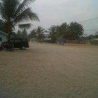 Photo taken at Pantai Sambolo by dina h. on 9/3/2012