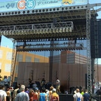 Photo taken at 80/35 Music Festival by Becky M. on 7/7/2012