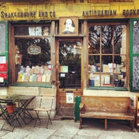 Photo prise au Shakespeare & Company par John R. le6/10/2012