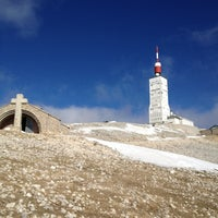 Photo taken at Mont Ventoux by Claude P. on 2/19/2012