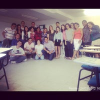 Photo taken at Faculdade Boa Viagem - Campus Boa Vista by Wemmerson S. on 3/24/2012