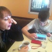 Photo taken at Central Кофейня by Мари on 3/12/2012