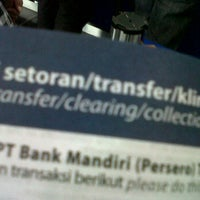 Photo taken at Mandiri by Adieb N. on 7/13/2012