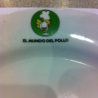 Photo taken at El Mundo Del Pollo by Samantha M. on 5/19/2012