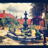 Photo taken at La Casa Del Mixiote by Rodrigo T. on 4/8/2012