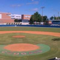 Photo taken at Columbus State Baseball Field by chad h. on 9/9/2012