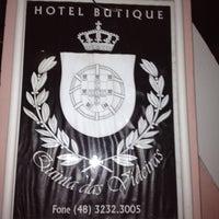 Foto tirada no(a) Hotel Boutique Quinta das Videiras ✨ por ✨Aninha A. em 3/17/2012