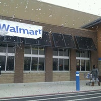 Photo taken at Walmart Supercenter by BigRoe #. on 3/2/2012