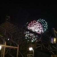 Photo taken at Funtown Splashtown USA by Nicole on 9/4/2012