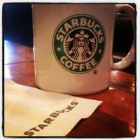 Photo taken at Starbucks Coffee by André M. on 8/28/2012