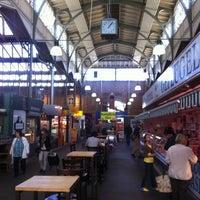 Das Foto wurde bei Arminius-Markthalle von Marcus W. am 3/24/2012 aufgenommen