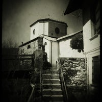 Photo taken at Eremo Di Mallare by Luca C. on 4/1/2012