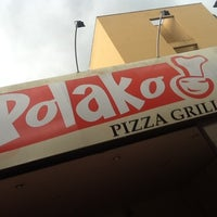 Photo taken at Polako Pizza Grill by William Rossi on 4/26/2012