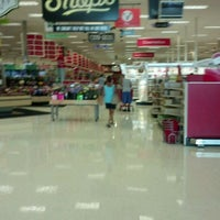 Photo taken at SuperTarget by Parnell L. on 5/12/2012