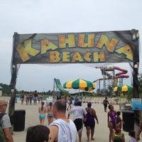 Photo taken at Alabama Splash Adventure by Patrick on 8/15/2012