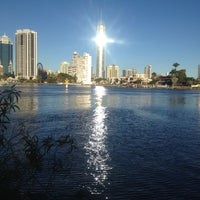 Photo taken at Surfers Paradise by Gold Coast Guy .. on 5/14/2012