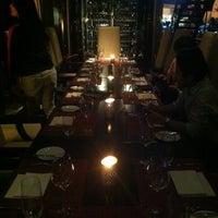 Photo taken at Canvas Bar & Restaurant by Thiago H. on 3/10/2012