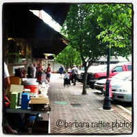 Photo taken at Ellijay Town Square by Barbara R. on 7/4/2012