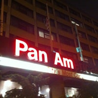 Photo taken at Pan American Hotel by Yohei H. on 5/10/2012