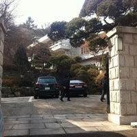 Photo taken at 선혜원 by doosik l. on 2/29/2012