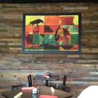 Photo taken at Milagro Modern Mexican by Monica B. on 4/29/2012