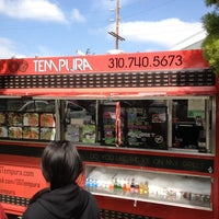 Photo taken at OG Tempura Truck by dutchboy on 3/12/2012
