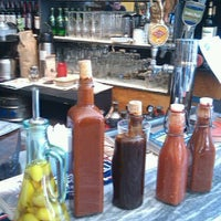 Photo taken at Baby Blues BBQ by Rebecca G. on 6/23/2012