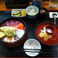 Photo taken at おさかな工房魚清 by DEE Q. on 6/30/2012
