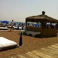 Photo taken at Zuga Beach Club by Angel Zibel on 6/16/2012