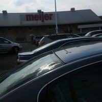 Photo taken at Meijer by Sam P. on 8/25/2012