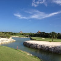 Photo taken at El Manglar Golf Course by Guillermo J. on 8/25/2012