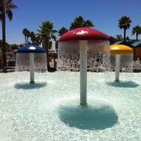 Photo taken at Waterworld California by Mackay on 8/8/2012