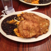 Photo taken at Sophie's Cuban Cuisine by Andrew P. on 2/11/2012