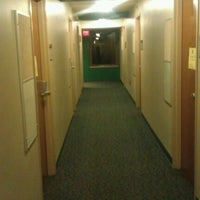 Photo taken at Johnson Hall by Johnny Y. on 7/28/2012