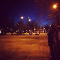 Photo taken at Taksi Tampere by Patrick S. on 5/1/2012