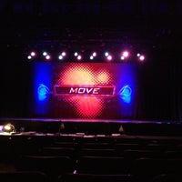 Photo taken at Highlander Auditorium by Sean N. on 4/28/2012